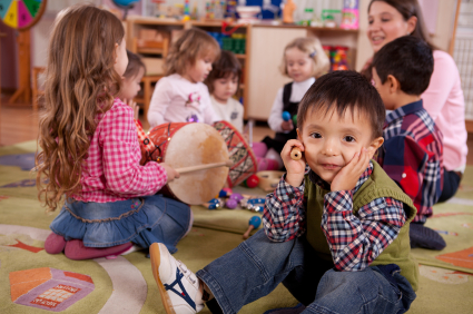 iStock 000018715844XSmall 12 Tips for Managing a Difficult Preschool Music Class