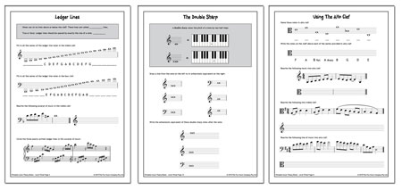 printable music theory books level three released resources for music education. Black Bedroom Furniture Sets. Home Design Ideas