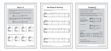 Section 5 Traditional Harmony
