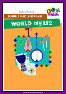World Music Lesson Plans
