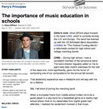 CNNMusicMediaArticle Music Education In The Media