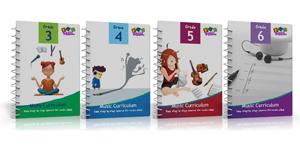 curriculum program with guidebooks