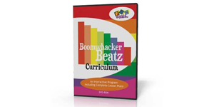 Boomwhacker Beatz Curriculum Edition
